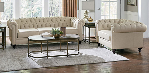 England at Pierce Home Furnishings