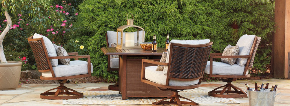 Create Your Own Oasis With Outdoor Dining Styles, Patio Chairs, Outdoor  Pillows, Patio Umbrellas, ...